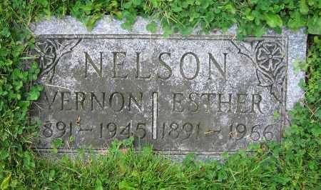 NELSON, ESTHER - Clark County, Ohio   ESTHER NELSON - Ohio Gravestone Photos