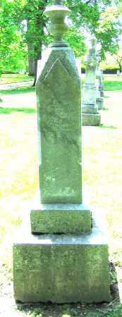 NELSON, WILLIE A. - Clark County, Ohio | WILLIE A. NELSON - Ohio Gravestone Photos
