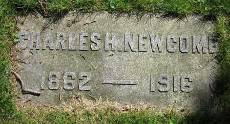 NEWCOMB, CHARLES H. - Clark County, Ohio   CHARLES H. NEWCOMB - Ohio Gravestone Photos