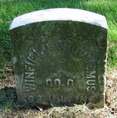 NICODEMUS, WINFIELD - Clark County, Ohio | WINFIELD NICODEMUS - Ohio Gravestone Photos