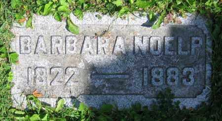 NOELP, BARBARA - Clark County, Ohio   BARBARA NOELP - Ohio Gravestone Photos