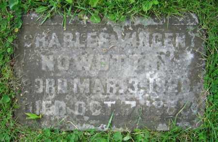NOWOTTNY, CHARLES VINCENT - Clark County, Ohio | CHARLES VINCENT NOWOTTNY - Ohio Gravestone Photos