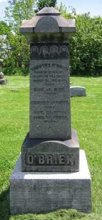 O'BRIEN, BRIDGET - Clark County, Ohio | BRIDGET O'BRIEN - Ohio Gravestone Photos