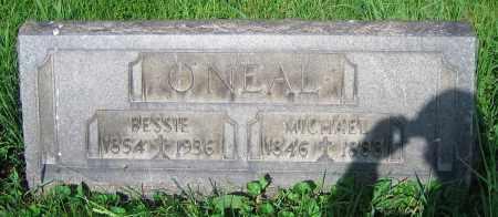 O'NEAL, BESSIE - Clark County, Ohio | BESSIE O'NEAL - Ohio Gravestone Photos