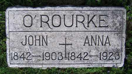 O'ROURKE, JOHN - Clark County, Ohio   JOHN O'ROURKE - Ohio Gravestone Photos