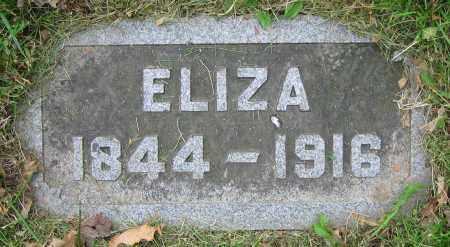 GOSNELL PADEN, ELIZA - Clark County, Ohio | ELIZA GOSNELL PADEN - Ohio Gravestone Photos