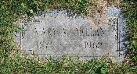 PHELAN, MARY M. - Clark County, Ohio | MARY M. PHELAN - Ohio Gravestone Photos