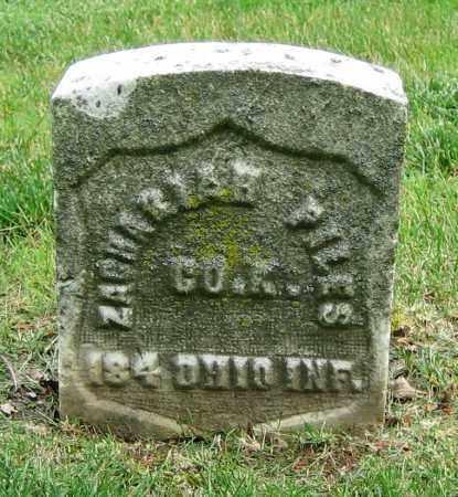 PILES, ZACHARIAH - Clark County, Ohio | ZACHARIAH PILES - Ohio Gravestone Photos
