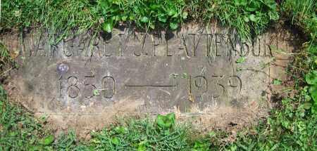 PLATTENBURG, MARGARET J. - Clark County, Ohio   MARGARET J. PLATTENBURG - Ohio Gravestone Photos