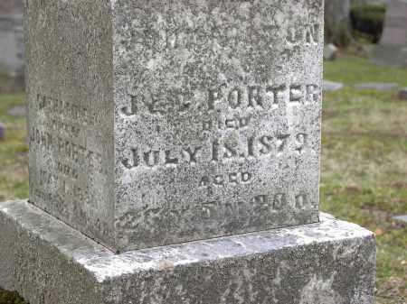 PORTER, JOHN - Clark County, Ohio   JOHN PORTER - Ohio Gravestone Photos
