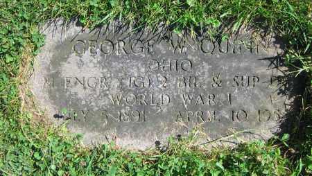 QUINN, GEORGE W. - Clark County, Ohio | GEORGE W. QUINN - Ohio Gravestone Photos