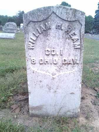 REAM, WILLIAM - Clark County, Ohio | WILLIAM REAM - Ohio Gravestone Photos