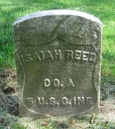 REED, ISAIAH - Clark County, Ohio   ISAIAH REED - Ohio Gravestone Photos