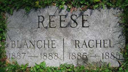REESE, BLANCHE - Clark County, Ohio | BLANCHE REESE - Ohio Gravestone Photos