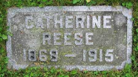 REESE, CATHERINE - Clark County, Ohio   CATHERINE REESE - Ohio Gravestone Photos