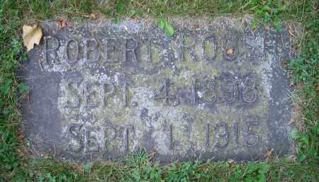 ROUSH, ROBERT - Clark County, Ohio | ROBERT ROUSH - Ohio Gravestone Photos