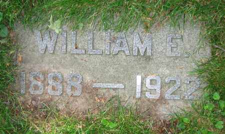 SALZIGER, WILLIAM E. - Clark County, Ohio | WILLIAM E. SALZIGER - Ohio Gravestone Photos