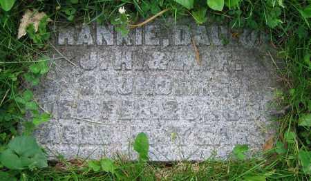 SAUNDERS, FRANKIE - Clark County, Ohio | FRANKIE SAUNDERS - Ohio Gravestone Photos