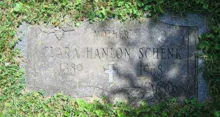 SCHENK, CLARA - Clark County, Ohio   CLARA SCHENK - Ohio Gravestone Photos