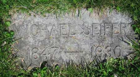 SEIFERT, MICHAEL - Clark County, Ohio   MICHAEL SEIFERT - Ohio Gravestone Photos