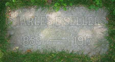 SELLERS, CHARLES E. - Clark County, Ohio | CHARLES E. SELLERS - Ohio Gravestone Photos