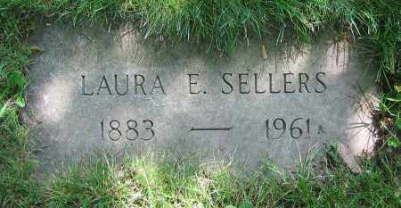SELLERS, LAURA E. - Clark County, Ohio | LAURA E. SELLERS - Ohio Gravestone Photos