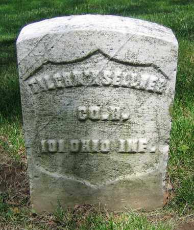 SELLIER, T___ - Clark County, Ohio | T___ SELLIER - Ohio Gravestone Photos