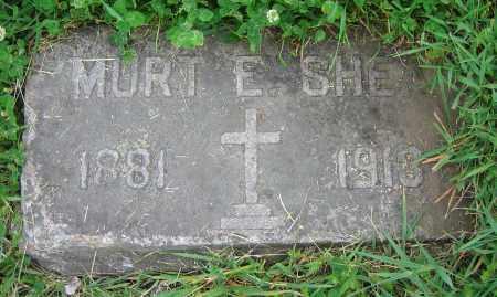 SHEA, MURT E. - Clark County, Ohio | MURT E. SHEA - Ohio Gravestone Photos