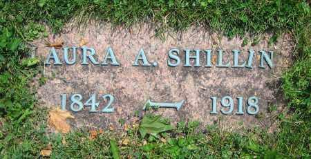SHILLIN, LAURA A. - Clark County, Ohio | LAURA A. SHILLIN - Ohio Gravestone Photos
