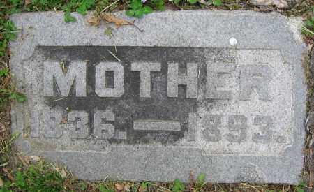 SMALLEY, 'MOTHER' - Clark County, Ohio   'MOTHER' SMALLEY - Ohio Gravestone Photos
