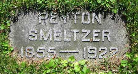 SMELTZER, PEYTON - Clark County, Ohio   PEYTON SMELTZER - Ohio Gravestone Photos