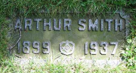 SMITH, ARTHUR - Clark County, Ohio | ARTHUR SMITH - Ohio Gravestone Photos