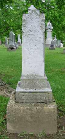 SMITH, MARY A. - Clark County, Ohio | MARY A. SMITH - Ohio Gravestone Photos