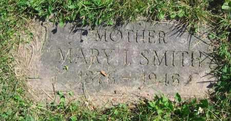 SMITH, MARY I. - Clark County, Ohio | MARY I. SMITH - Ohio Gravestone Photos