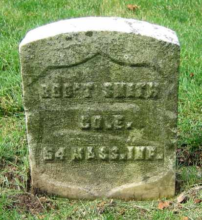 SMITH, ROB'T. - Clark County, Ohio | ROB'T. SMITH - Ohio Gravestone Photos
