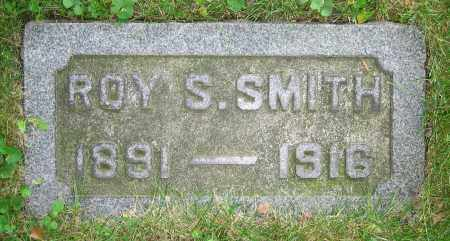 SMITH, ROY S. - Clark County, Ohio | ROY S. SMITH - Ohio Gravestone Photos