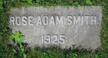 SMITH, ROSE ADAM - Clark County, Ohio | ROSE ADAM SMITH - Ohio Gravestone Photos
