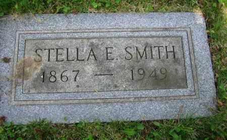 SMITH, STELLA E. - Clark County, Ohio | STELLA E. SMITH - Ohio Gravestone Photos