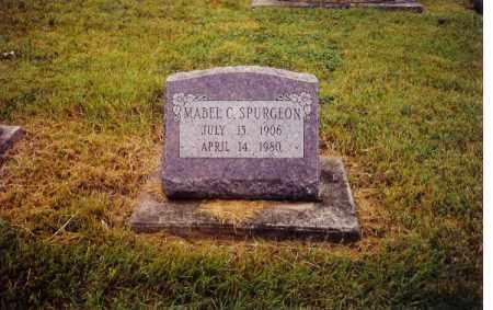 SPURGEON, MABEL C. - Clark County, Ohio   MABEL C. SPURGEON - Ohio Gravestone Photos