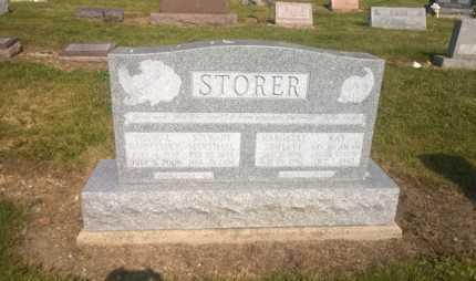 HUDCOSKY STORER, NONA L. - Clark County, Ohio | NONA L. HUDCOSKY STORER - Ohio Gravestone Photos