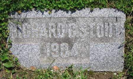 STOUT, RICHARD C. - Clark County, Ohio | RICHARD C. STOUT - Ohio Gravestone Photos