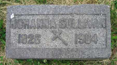 SULLIVAN, JOHANNA - Clark County, Ohio   JOHANNA SULLIVAN - Ohio Gravestone Photos