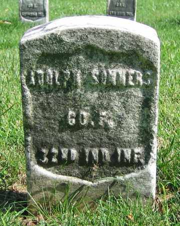 SUMMERS, ADOLPH - Clark County, Ohio | ADOLPH SUMMERS - Ohio Gravestone Photos