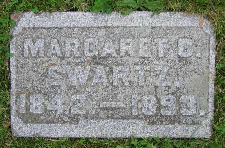 SWARTZ, MARGARET C. - Clark County, Ohio   MARGARET C. SWARTZ - Ohio Gravestone Photos