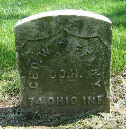TIFFANY, GEO. W. - Clark County, Ohio | GEO. W. TIFFANY - Ohio Gravestone Photos