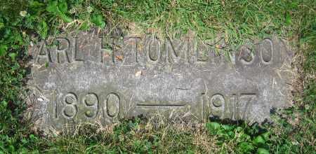 TOMLINSON, CARL H. - Clark County, Ohio   CARL H. TOMLINSON - Ohio Gravestone Photos