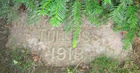 TULLOSS, MARY ELIZABETH - Clark County, Ohio | MARY ELIZABETH TULLOSS - Ohio Gravestone Photos