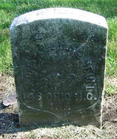 TURNBULL, ALONZO E. - Clark County, Ohio | ALONZO E. TURNBULL - Ohio Gravestone Photos