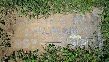 UHLMAN, LILLIAN M. - Clark County, Ohio   LILLIAN M. UHLMAN - Ohio Gravestone Photos