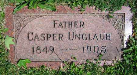 UNGLAUB, CASPER - Clark County, Ohio   CASPER UNGLAUB - Ohio Gravestone Photos